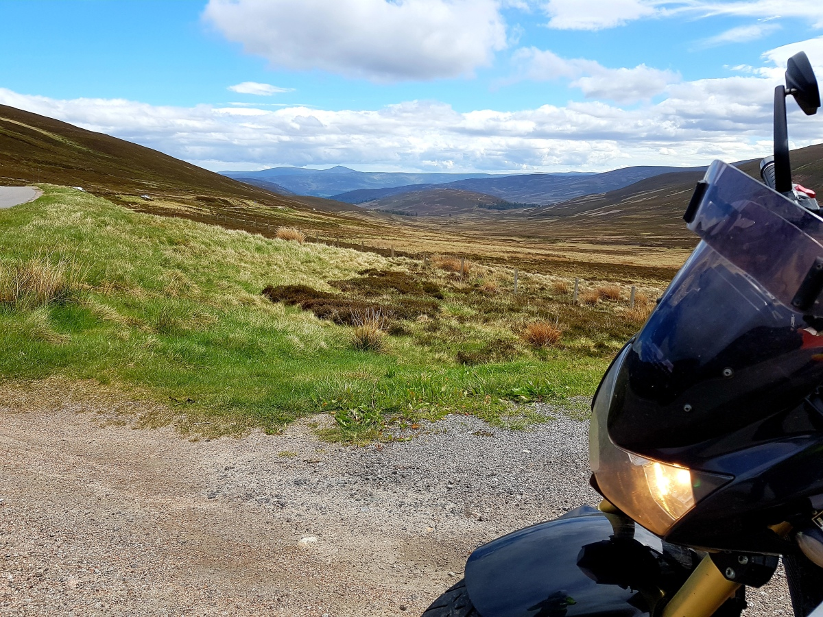 Day 8 auf in den Cairngorms National Park 20190524