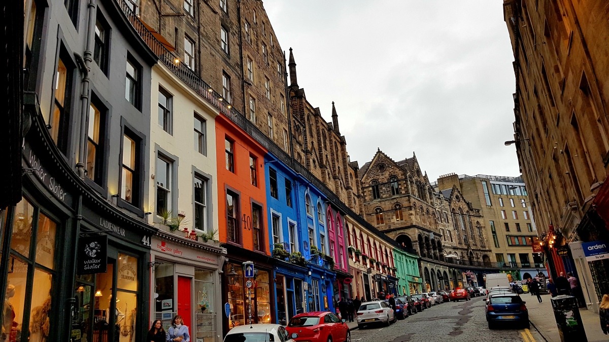 Day 16 Edinburgh 20190601